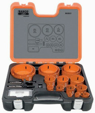 Bahco Professional Holesaw Set 21 Pieces - 862021