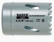 """1 3/8"""" Bahco Carbide-Tip Holesaw - Individual Pack - 3832-35"""