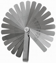 Williams 25 Blades Master Feeler Gauge Set - GS-1