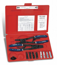 Williams Heavy Duty Snap Ring Pliers Set - PL-529
