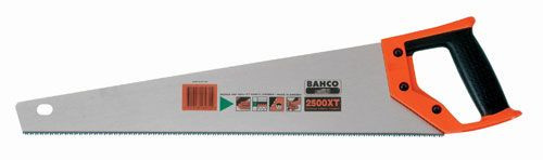 "16"" Bahco Professional Handsaws with XT Toothing - 2500-16-XT-HP"