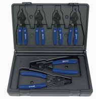 Williams Combo Int/Ext Snap Ring Pliers Set 6 Piece - PL-1606