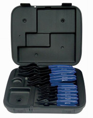Williams Combo Int/Ext Snap Ring Pliers Set 12 Piece - PL-1612