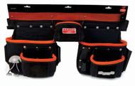 "27"" x 10"" Bahco Three Pouch Belt Set - 4750-3PB-1"