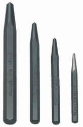 Williams Center Punch Set 4 Piece - PS-4