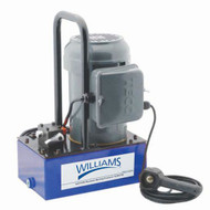 Williams Electric Pump With Auto Return Valve - 0.5 Hp and 1 Gal - 5EA05H1G