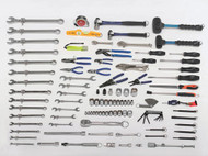 Bahco Tools at Height General Service Set 116 Piece - WSC-116-TH