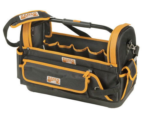 """19"""" Bahco Open Tool Bag with Hard Bottom - 4750FB1-19A"""