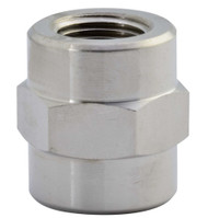 "Williams Coupling - Female 3/8""-18NPTF-Female 3/8""-18NPTF - 8FC38F"