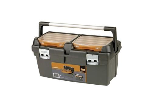 """19 1/2"""" Bahco Plastic Tool Box - 4750PTB50"""