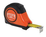1x26 Bahco Tape Measure Deluxe Construction Grade - MTB-8-25-E