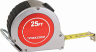25ft. Williams Tools Height Tape Measure - THTPMA25EM