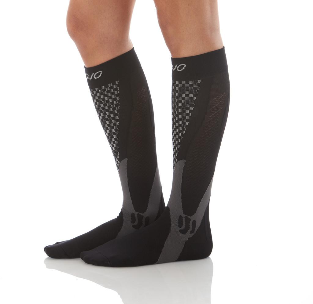 Elite Recovery & Performance Compression Socks - Black