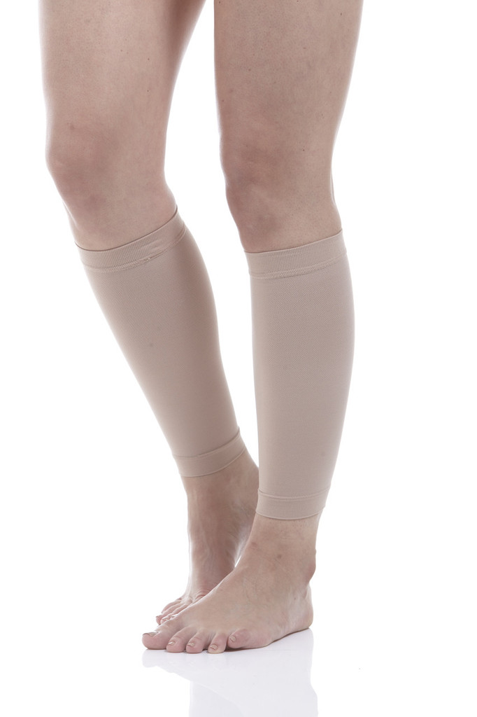 Calf Compression Running Sleeves  - Medium Support (20-30mmHg)