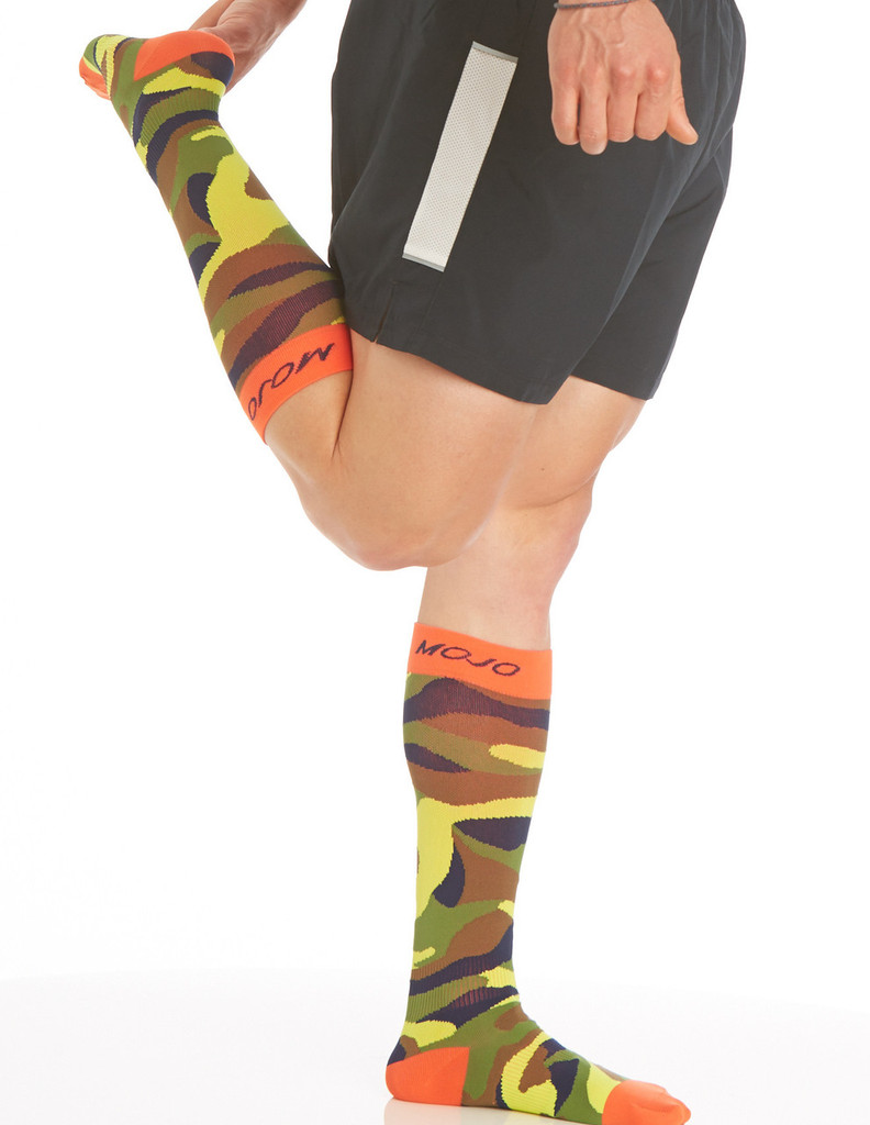 Special Edition Camo Compression Socks