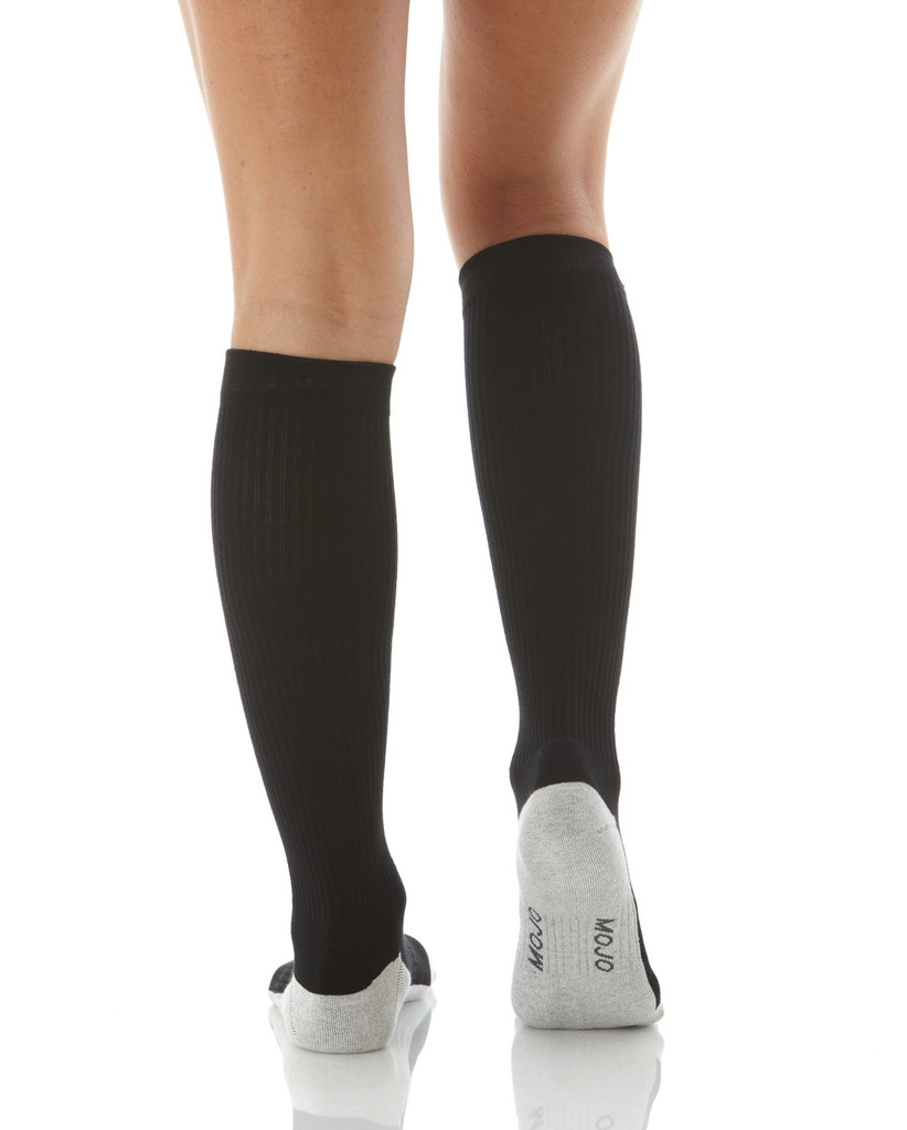 Silver Soled Anti-Microbial Compression Socks