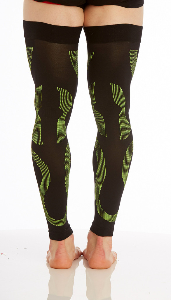 Recovery Graduated Compression Thigh Sleeves