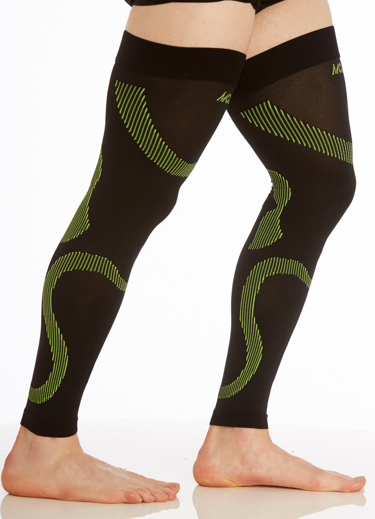 Mojo Sport - Recovery Compression Thigh Sleeve -- Firm Support (20-30mmHg)