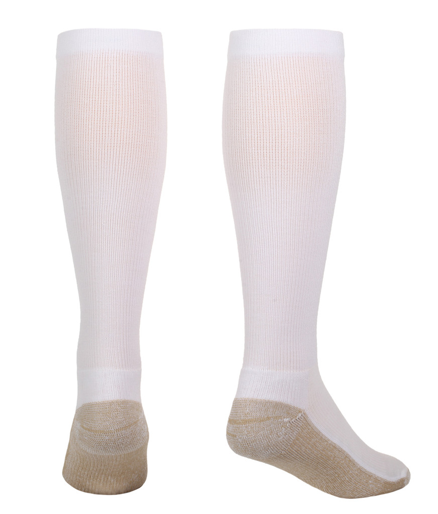Copper Infused Compression Athletic Socks