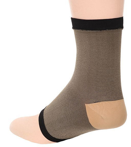 Mojo Recovery - Copper Ankle Brace -- X-Firm Support (30-40mmHg)