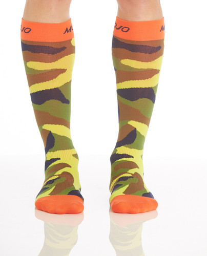 Mojo Special Edition Camo Compression Socks -- Firm Support (20-30mmHg)