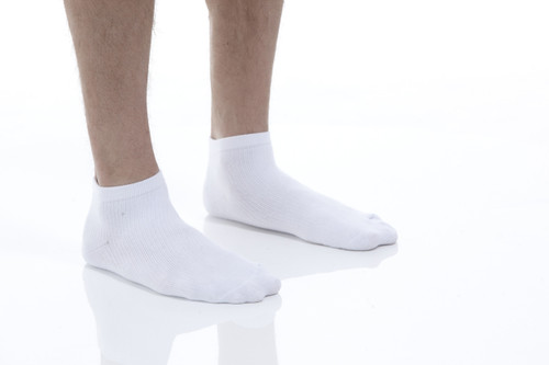 Mojo Basics - Coolmax Ankle Socks -- Firm Support
