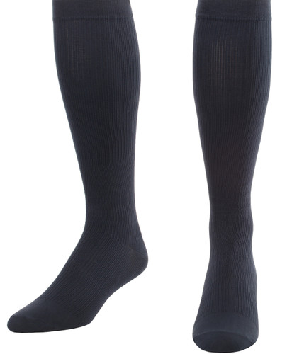Mojo Dress - Men's Opaque Compression Socks -- Firm Support (20-30 mmHg)