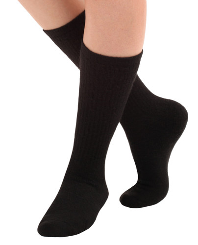 Mojo Basics - Unisex Walking Compression Socks -- Light Support (8-15 mmHg)