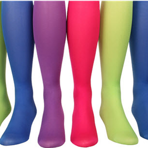 Mojo Basics - Microfiber Compression Socks - Medium Compression (15-20mmHg)