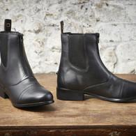 Ladies Dublin Elevation Zip Paddock Boot