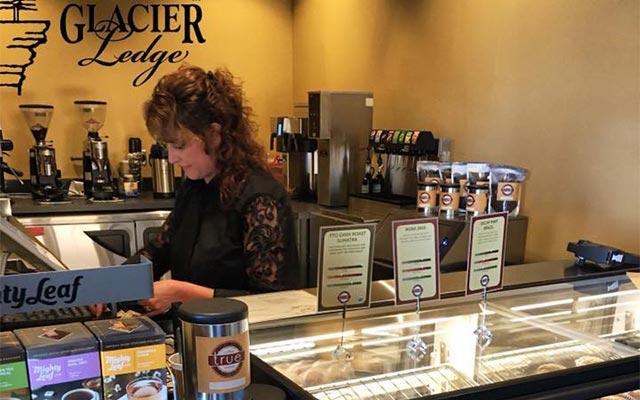 Glacier Ledge Coffee Nook Egg Harbor WI
