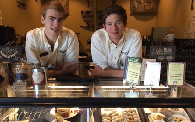 Glacier Ledge Coffee Nook Friendly Staff