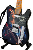 Miniature Guitar Jimi Hendrix VOODOO CHILD