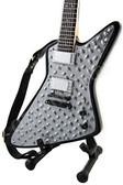 Miniature Guitar James Hetfield JH2 ESP Explorer Metallica