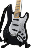 Miniature Guitar Iron Maiden Stratocaster