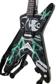 Miniature Guitar Dean Dimebag BLADE Tribute