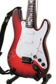 Miniature Guitar Stevie Ray Vaughan HAMILTON
