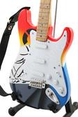 Miniature Guitar Eric Clapton Crash