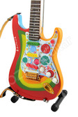 "Miniature Guitar THE BEATLES George Harrison ""ROCKY"""