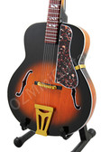 Miniature Guitar Elvis Presley Super 400