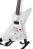 Miniature Guitar Artemis Jared Leto White