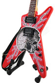 Miniature Guitar Zakk Wylde Black Label Society V2