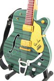 Miniature Guitar Brian Setzer Stray Cats
