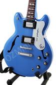 Miniature Guitar OASIS Noel Gallagher Supernova