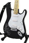 Miniature Guitar Eric Clapton Crossroads Antigua Stratocaster