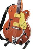 Miniature Guitar Brian Setzer Nashville Vintage