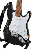 Miniature Guitar Eric Clapton BLACKIE