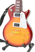 Miniature Guitar Les Paul Classic Sunburst