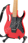 Miniature Guitar Steve Vai JEM Red Signature