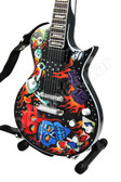 Miniature Guitar James Hetfield METALLICA Kustom Kulture